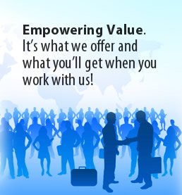 Empowering through value